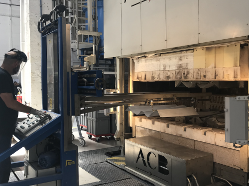 Advanced Metal Forming Machines for Component Manufacturing